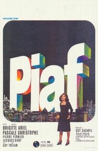 Piaf - Poster / Capa / Cartaz - Oficial 1