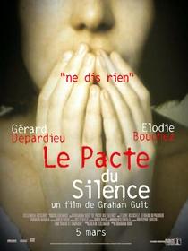 Pacto de Silêncio - Poster / Capa / Cartaz - Oficial 3