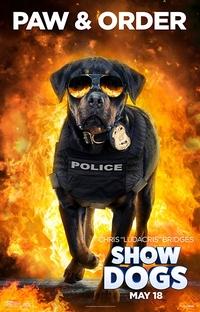 Show Dogs - O Agente Canino - Poster / Capa / Cartaz - Oficial 2