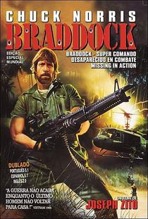 Braddock - O Super Comando - Poster / Capa / Cartaz - Oficial 6