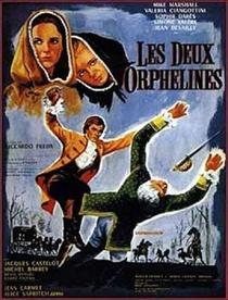 Les Deux Orphelines - Poster / Capa / Cartaz - Oficial 1