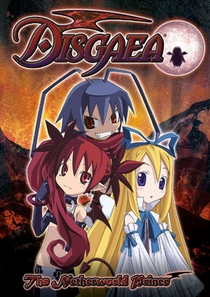 Disgaea: Hour of Darkness - Poster / Capa / Cartaz - Oficial 1