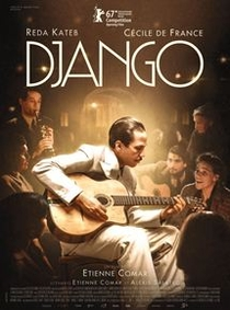 Django - Poster / Capa / Cartaz - Oficial 1
