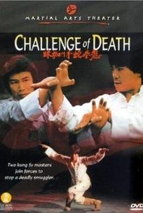 Desafio da Morte - Poster / Capa / Cartaz - Oficial 1