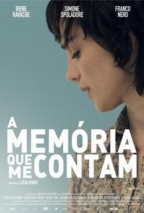 A Memória que me Contam - Poster / Capa / Cartaz - Oficial 1