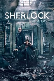Sherlock (4ª Temporada) - Poster / Capa / Cartaz - Oficial 3