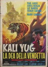 Kali-Yug, a Deusa da Vingança - Poster / Capa / Cartaz - Oficial 1