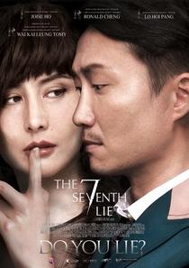 The Seventh Lie - Poster / Capa / Cartaz - Oficial 4