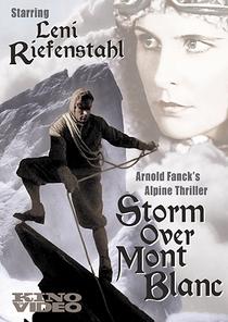 Stürme über dem Mont Blanc  - Poster / Capa / Cartaz - Oficial 1