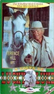 A Volta De Lucky Luke e Seu Cavalo - Poster / Capa / Cartaz - Oficial 1