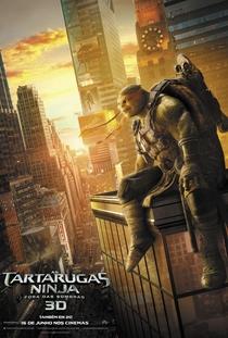 As Tartarugas Ninja: Fora das Sombras - Poster / Capa / Cartaz - Oficial 17