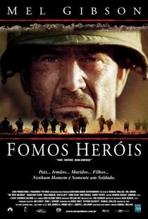 Fomos Heróis - Poster / Capa / Cartaz - Oficial 2