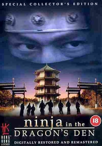 Ninja in the Dragon's Den - Poster / Capa / Cartaz - Oficial 1