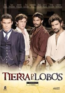 Terra de  Lobos  (3ªTemporada) - Poster / Capa / Cartaz - Oficial 1