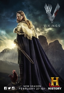 Vikings (2ª Temporada) - Poster / Capa / Cartaz - Oficial 12