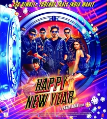 Happy New Year - Poster / Capa / Cartaz - Oficial 3