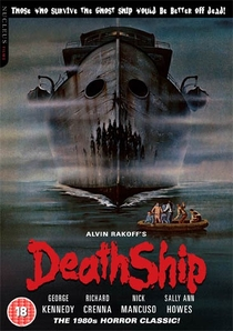 O Navio Assassino - Poster / Capa / Cartaz - Oficial 2