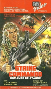 Comando de Ataque - Poster / Capa / Cartaz - Oficial 1