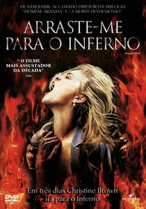 Arraste-me para o Inferno - Poster / Capa / Cartaz - Oficial 13