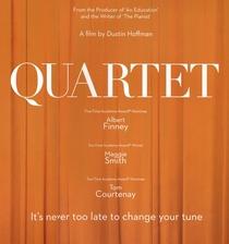 O Quarteto - Poster / Capa / Cartaz - Oficial 7