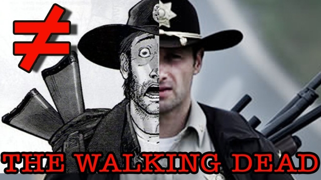 The Walking Dead: as diferenças entre a 1ª temporada da série e a HQ analisadas em vídeo