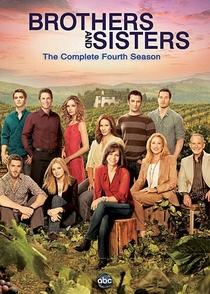 Brothers & Sisters (4ª Temporada) - Poster / Capa / Cartaz - Oficial 1