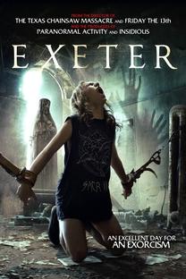 Exeter - Poster / Capa / Cartaz - Oficial 4
