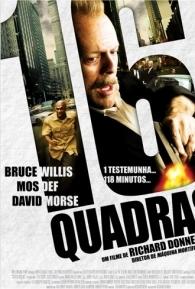 16 Quadras - Poster / Capa / Cartaz - Oficial 1