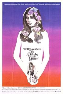 A Virgem e o Cigano - Poster / Capa / Cartaz - Oficial 2