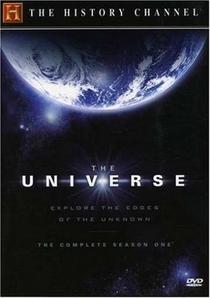 O Universo (1º temporada) - Poster / Capa / Cartaz - Oficial 1