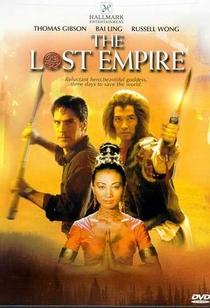 Guerreiros do Império Perdido - Poster / Capa / Cartaz - Oficial 1