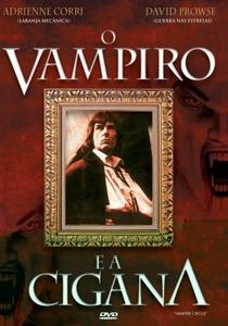 O Vampiro e a Cigana - Poster / Capa / Cartaz - Oficial 8