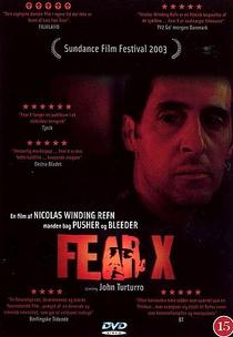 Medo X - Poster / Capa / Cartaz - Oficial 4