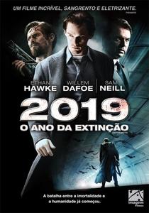 2019 - O Ano da Extinção - Poster / Capa / Cartaz - Oficial 1