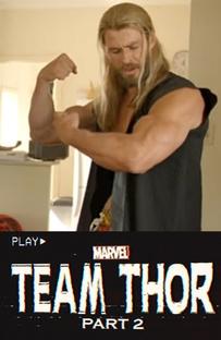 Time Thor: Parte 2 - Poster / Capa / Cartaz - Oficial 1