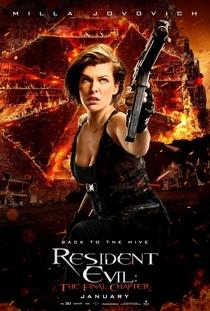 Resident Evil 6 - O Capítulo Final - Poster / Capa / Cartaz - Oficial 16