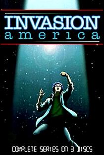 Invasão América - Poster / Capa / Cartaz - Oficial 2