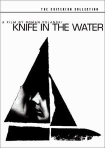 A Faca na Água - Poster / Capa / Cartaz - Oficial 2