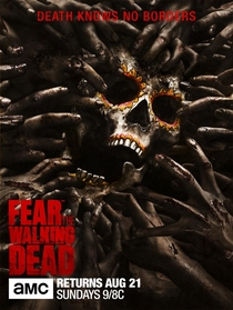 Fear the Walking Dead (2ª Temporada) - Poster / Capa / Cartaz - Oficial 2