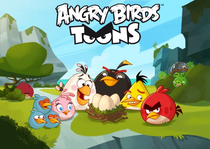 Angry Birds Toons - Poster / Capa / Cartaz - Oficial 2