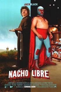Nacho Libre - Poster / Capa / Cartaz - Oficial 1