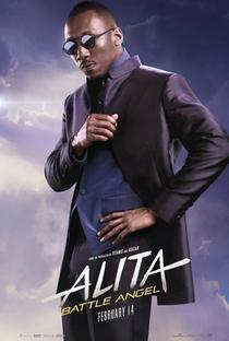 Alita: Anjo de Combate - Poster / Capa / Cartaz - Oficial 15