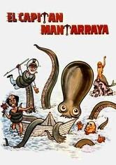 El capitán Mantarraya - Poster / Capa / Cartaz - Oficial 1
