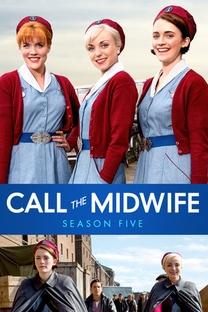Call the Midwife (5ª Temporada)  - Poster / Capa / Cartaz - Oficial 1