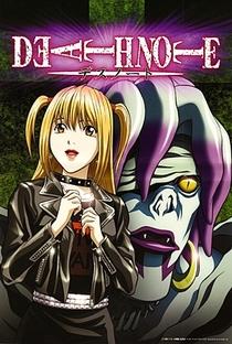 Death Note (2ª Temporada) - Poster / Capa / Cartaz - Oficial 15