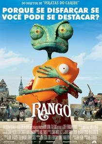 Rango  - Poster / Capa / Cartaz - Oficial 1