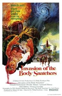 Os Invasores de Corpos - Poster / Capa / Cartaz - Oficial 2