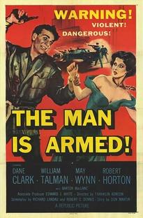 Armado para Matar - Poster / Capa / Cartaz - Oficial 1