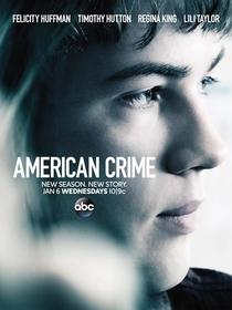 American Crime (2ª Temporada) - Poster / Capa / Cartaz - Oficial 1