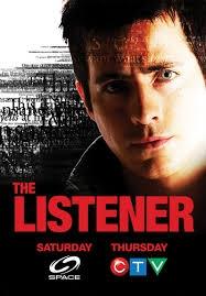 The Listener (4ª Temporada) - Poster / Capa / Cartaz - Oficial 1